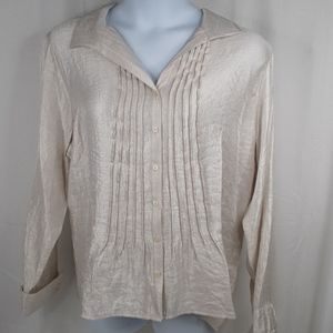 Coldwater Creek Womens Top